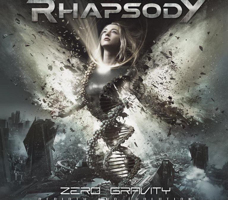 Turilli / Lione Rhapsody: Zero Gravity [Rebirth and Evolution] (2019)