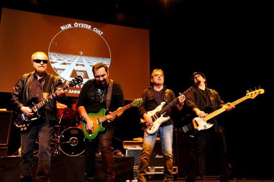 """Blue Öyster Cult set to release """"40th Anniversary – Agents Of Fortune – Live 2016"""""""