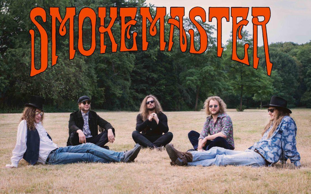 """Smokemaster premiere new album """"Smokemaster"""" in full"""