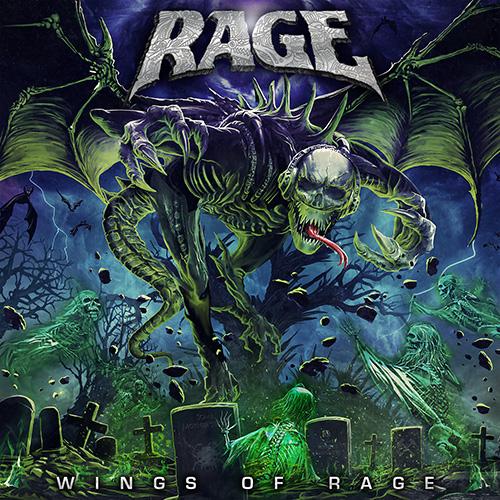 Rage: Wings Of Rage (2020)