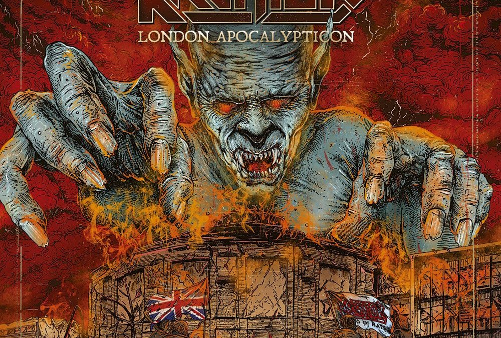 Kreator: London Apocalypticon (2020)