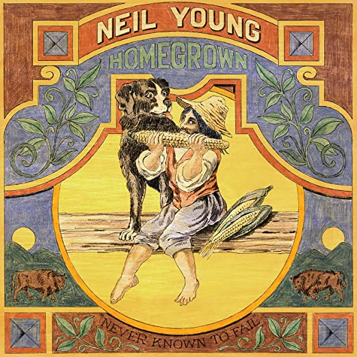 Neil Young: Homegrown (2020)