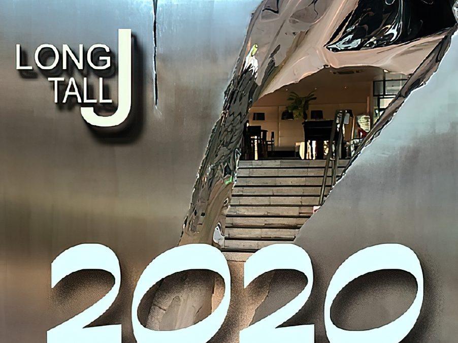 LongTall J –'2020' (Year -Two Thousand and Twenty)