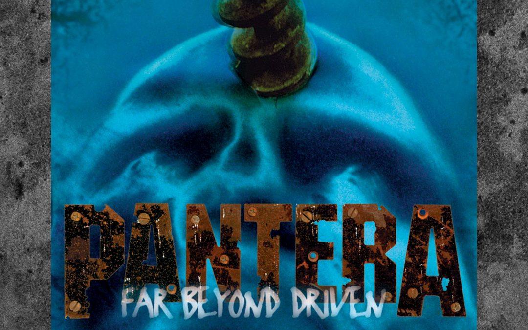 Pantera: Far Beyond Driven [20th Anniversary Deluxe Edition] (1994 / 2014)
