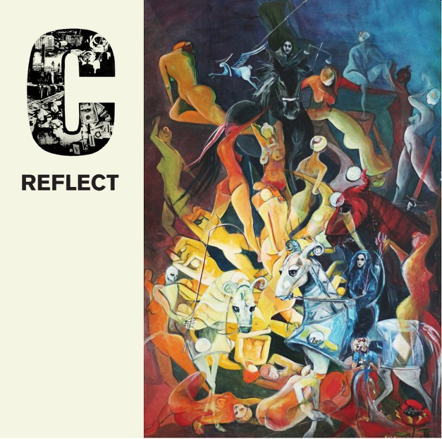 Cyklad (Björn  Sandström)– Reflect (2021)