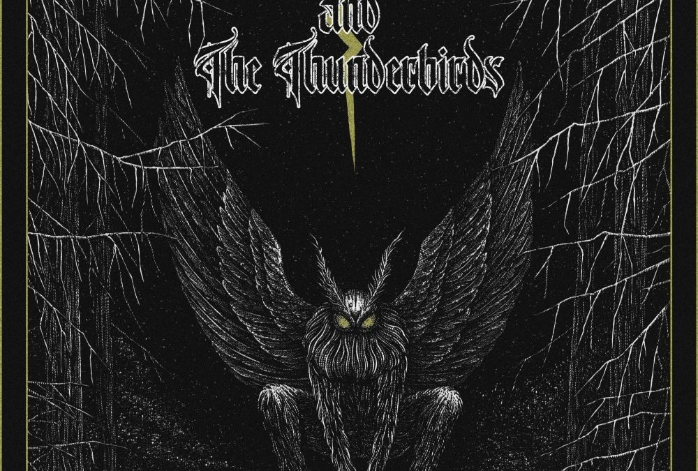 Mothman and The Thunderbirds -Into the Hollow (LP)