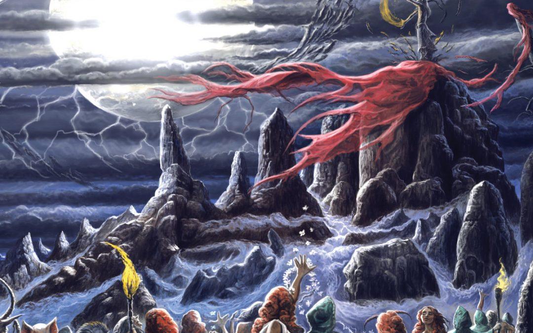 Varathron: Glorification Under The Latin Moon (2020)