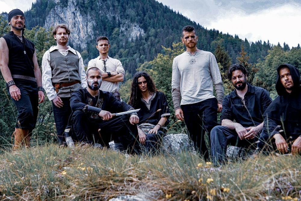Rockshots Records Signs Italian Symphonic Folk Metal AEXYLIUM For New Album