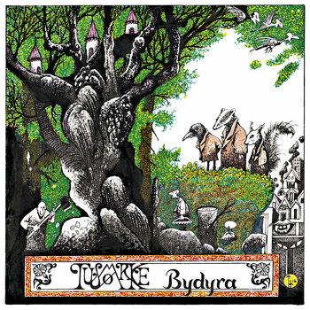 TUSMØRKE -Bydyra (2017)