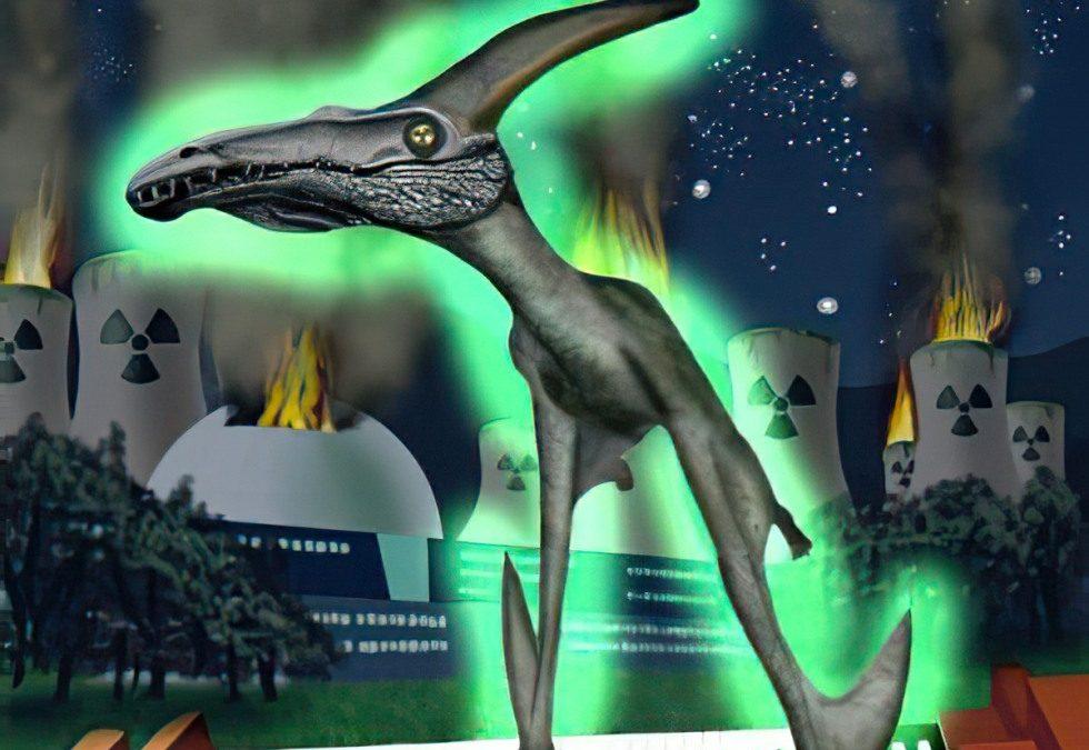 """Nuclear Bird """"Tyrannical Megalomaniac"""""""