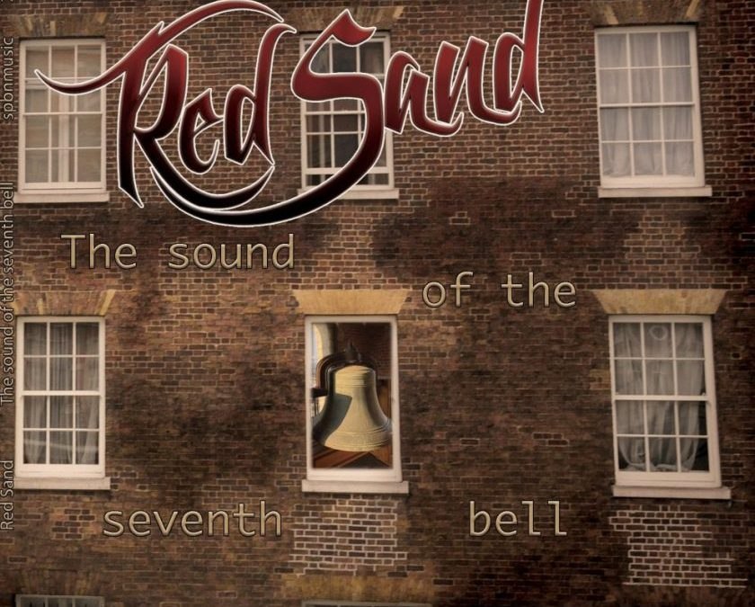 RED SAND  'The Sound of the Seventh Bell